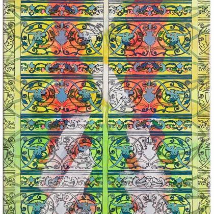 9.Torre de Guadiaro, Acryl auf Lwd., 70x100 cm