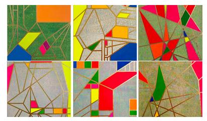 5. Colour-Blocking – Farbblöcke von starker Intensität